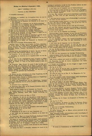 Handelingen van de Raad 1889-09-03