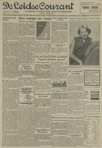 Leidse Courant 1955-01-28