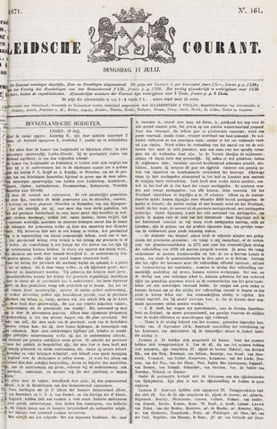 Leydse Courant 1871-07-11