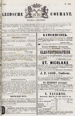 Leydse Courant 1871-12-04
