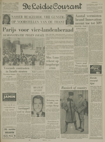 Leidse Courant 1967-05-25
