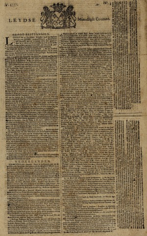 Leydse Courant 1777-01-06