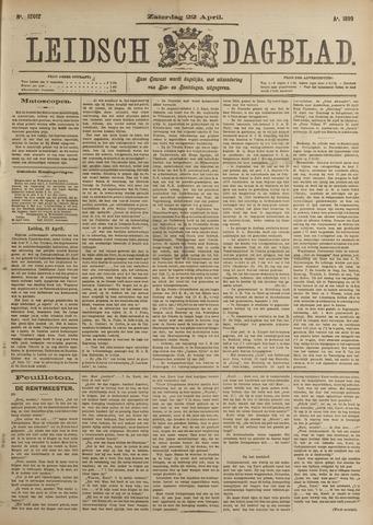 Leidsch Dagblad 1899-04-22