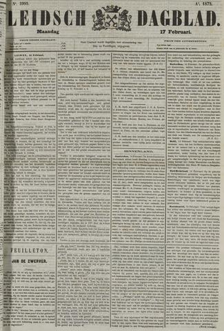 Leidsch Dagblad 1873-02-17