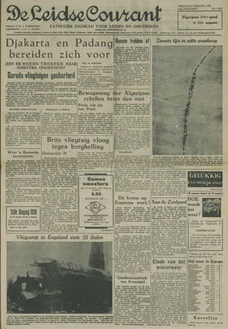 Leidse Courant 1958-02-28