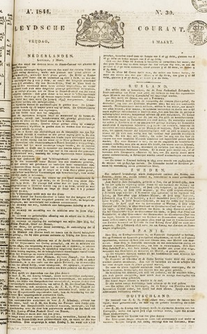 Leydse Courant 1844-03-08