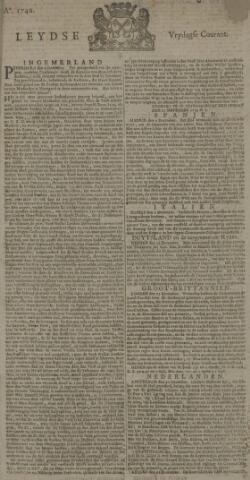 Leydse Courant 1740-01-01