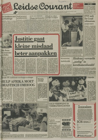 Leidse Courant 1984-12-18