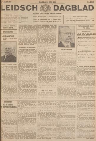 Leidsch Dagblad 1928-06-04