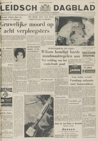 Leidsch Dagblad 1966-07-15
