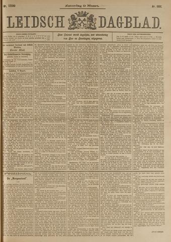 Leidsch Dagblad 1901-03-09