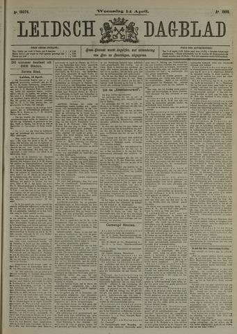 Leidsch Dagblad 1909-04-14