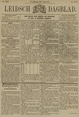Leidsch Dagblad 1890-04-25