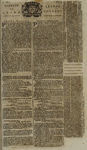 Leydse Courant 1811-08-19