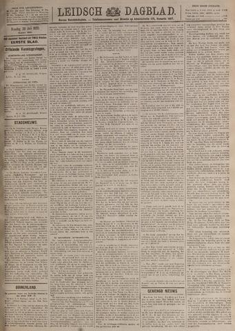 Leidsch Dagblad 1920-07-20