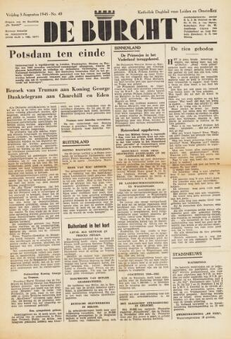 De Burcht 1945-08-03