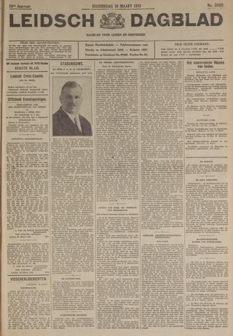Leidsch Dagblad 1933-03-30