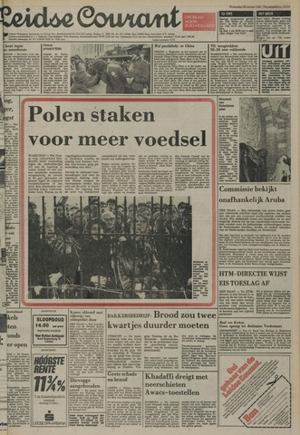 Leidse Courant 1981-10-28