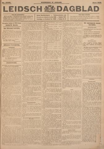Leidsch Dagblad 1926-01-13