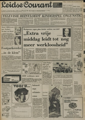Leidse Courant 1978-09-01