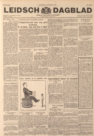Leidsch Dagblad 1947-08-23
