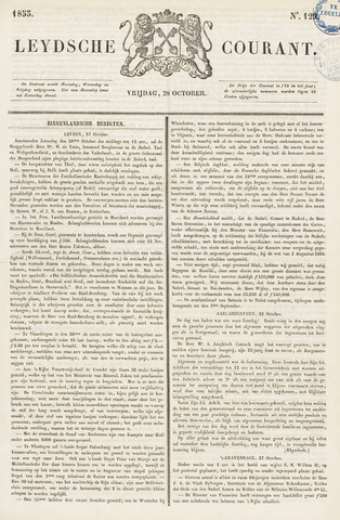 Leydse Courant 1853-10-28