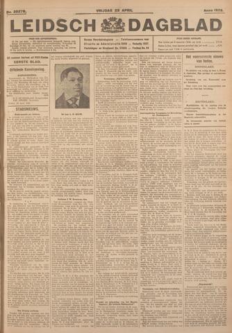 Leidsch Dagblad 1926-04-23