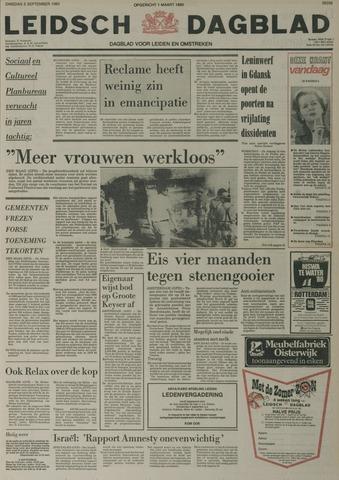 Leidsch Dagblad 1980-09-02