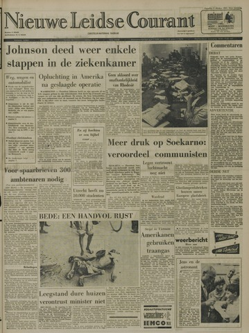 Nieuwe Leidsche Courant 1965-10-09