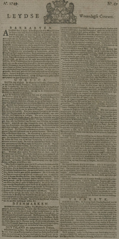 Leydse Courant 1749-06-04