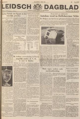 Leidsch Dagblad 1951-05-07