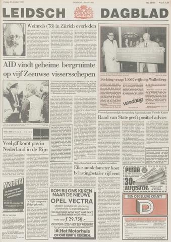 Leidsch Dagblad 1988-10-21