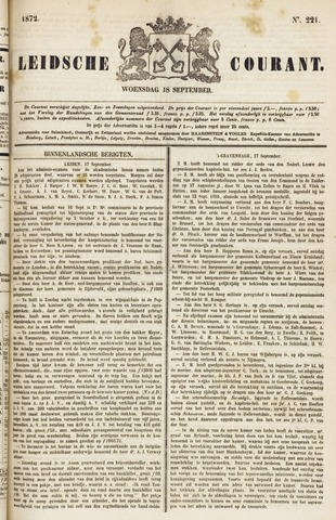Leydse Courant 1872-09-18