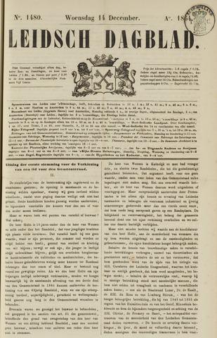 Leidsch Dagblad 1864-12-14