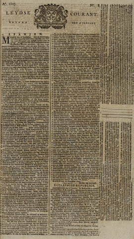 Leydse Courant 1805-01-18