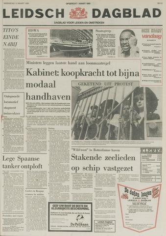 Leidsch Dagblad 1980-03-12
