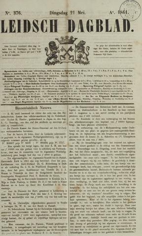 Leidsch Dagblad 1861-05-21