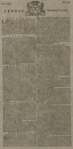 Leydse Courant 1743-08-21