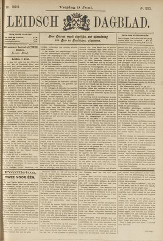 Leidsch Dagblad 1893-06-09