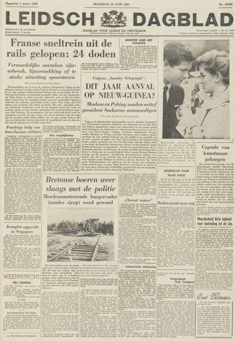 Leidsch Dagblad 1961-06-19