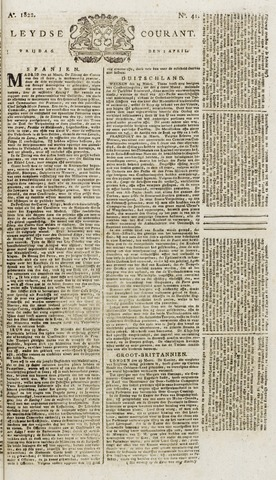 Leydse Courant 1822-04-05