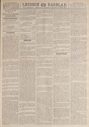 Leidsch Dagblad 1919-07-31