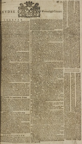 Leydse Courant 1770-06-13