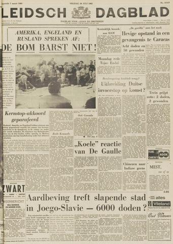 Leidsch Dagblad 1963-07-26