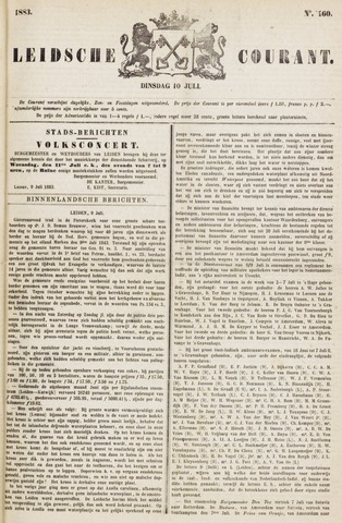 Leydse Courant 1883-07-10