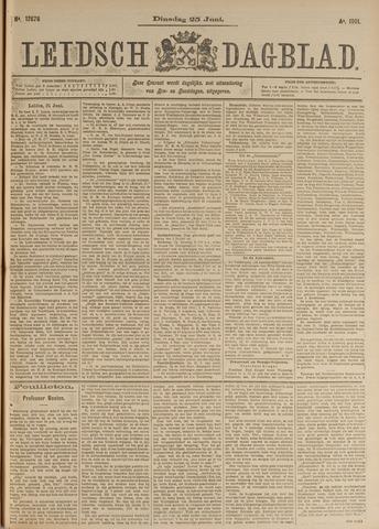 Leidsch Dagblad 1901-06-25