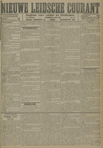 Nieuwe Leidsche Courant 1921-05-09