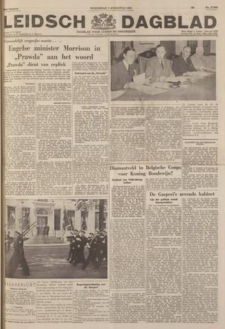 Leidsch Dagblad 1951-08-01