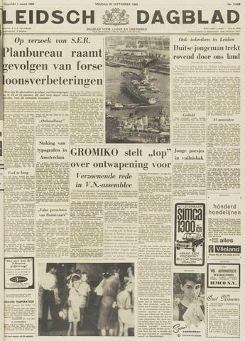 Leidsch Dagblad 1963-09-20