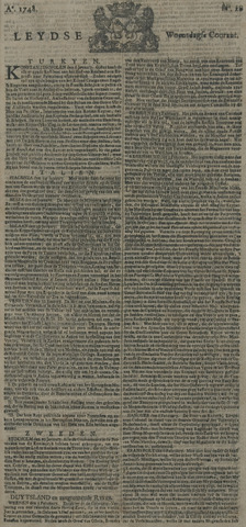 Leydse Courant 1748-02-14